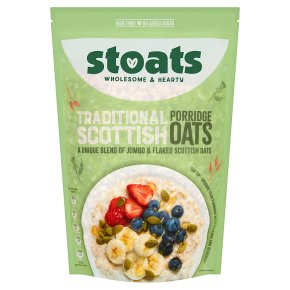 Stoats Scottish porridge