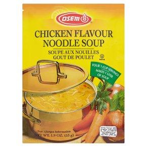 Osem chicken flavour noodle soup