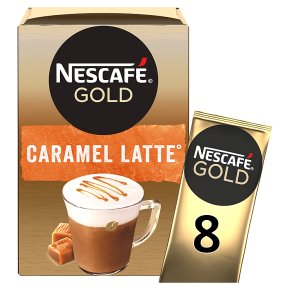 Nescafe Gold Caramel Latte