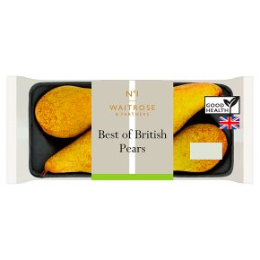 No.1 Best of British Pears