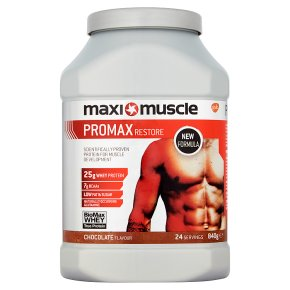 Maxi Muscle Promax Restore Chocolate