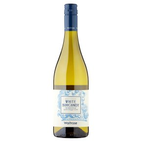 Waitrose, Burgundy, French, White Wine