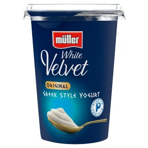 Müller White Velvet Big Pot
