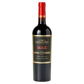 Errazuriz Max Reserva, Cabernet Sauvignon, Chilean, Red Wine