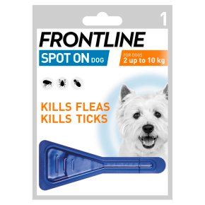 Frontline Spot On Dog 2-10kg