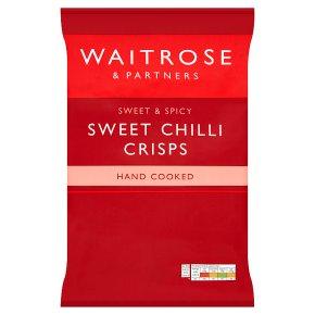 Waitrose Sweet Chilli Crisps