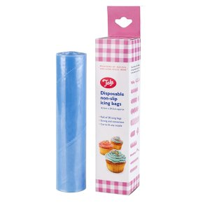 Tala disposable non-slip icing bags,roll of 30 bags