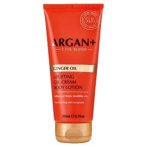 Argan+ Ginger Oil Body Lotion
