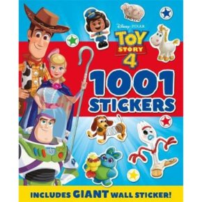 Toy Story 1001 Stickers