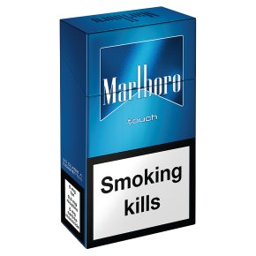 Are Marlboro Touch cigarettes a thing in Poland? - poland