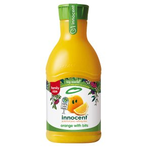 Innocent Juice Orange with Bits