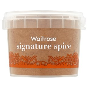 Waitrose Ground Signature Spice