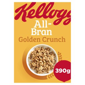 Kelloggs All Bran Golden Crunch