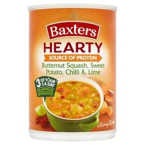 Baxters Hearty Butternut Squash, Sweet Potato, Chilli