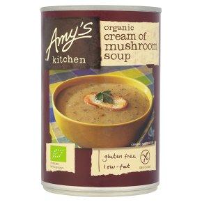Amy's Kitchen cream of mushroom soup