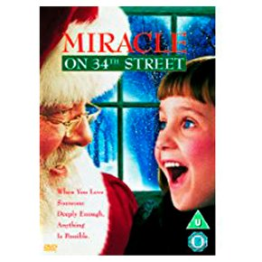 DVD Miracle on 34th Street