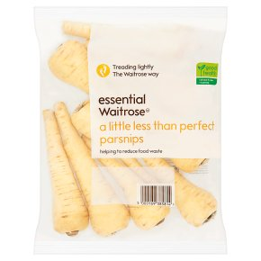 Essential Less Perfect Parsnips