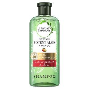 Herbal Essences Aloe & Mango Shampoo