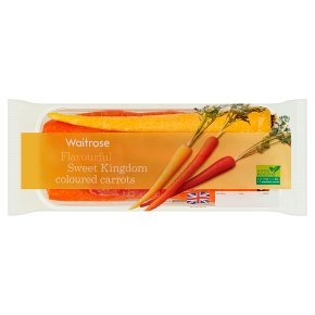 Sweet Kingdom Coloured Carrots