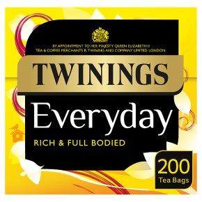 Twinings Everyday 200 Tea Bags