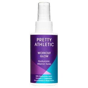 Pretty Athletic Workout Glow