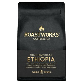 Roastworks Coffee Co Ethiopia Whole Beans