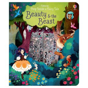 Beauty & The Beast Peep Inside