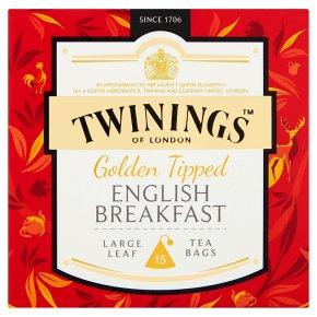 Twinings Golden Tipped English Breakfast 15
