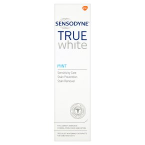 Sensodyne True White Mint