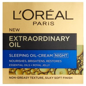 L'Oreal Night Extraordinary Oil