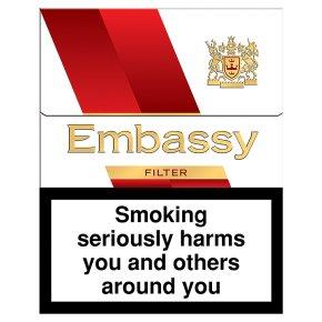 Embassy filter