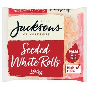 Jackson's 4 Seeded Rolls