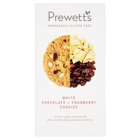 Prewetts White Choc & Cranberry Coo