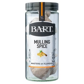 Bart Fairtrade wine mulling spice