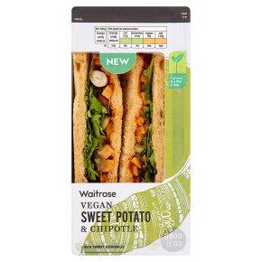 GOOD TO GO Vegan Sweet Potato &Chipotle