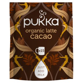 Pukka Organic Latte Cacao Maca Magic
