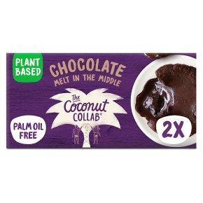 Coconut Collaborative Chocolate Puddings