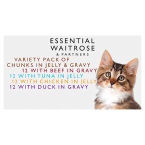 essential Waitrose Meat & Fish Selection