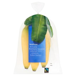 St Lucia Fairtrade Bananas