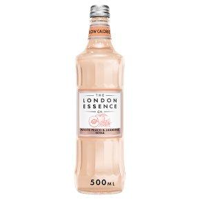 London Essence Co. White Peach & Jasmine Soda