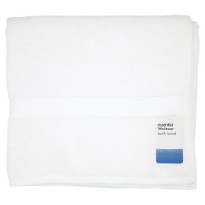 essential Waitrose Bath Towel