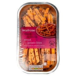 Waitrose Sweet Potato Fries