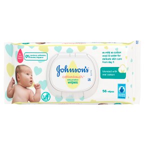 Johnson's Extra Sensitve Baby Wipes