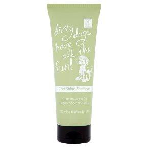 HOP Dirty dogs coat shine shampoo