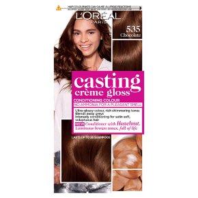 L'Oréal Casting Crème Gloss 535 Chocolate