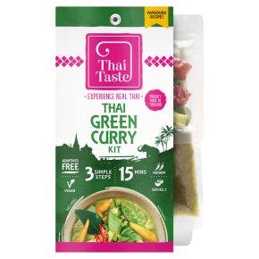 Thai Taste Thai Green Curry Kit