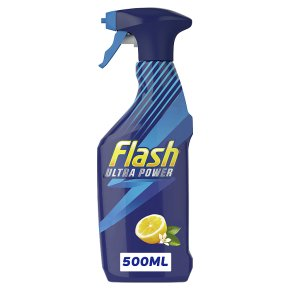 Flash Ultra Power Spray Lemon