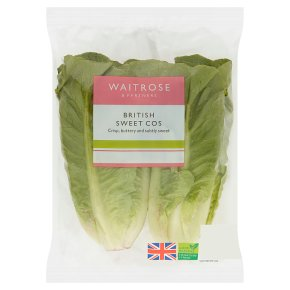 Waitrose Limited selection sweet cos