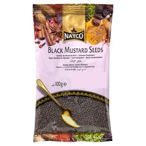Natco black mustard seeds