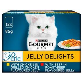 Gourmet Perle Jelly Delights Chicken & Beef